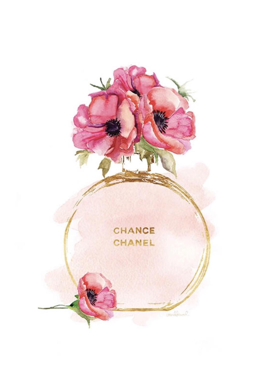 Round Chance Chanel
