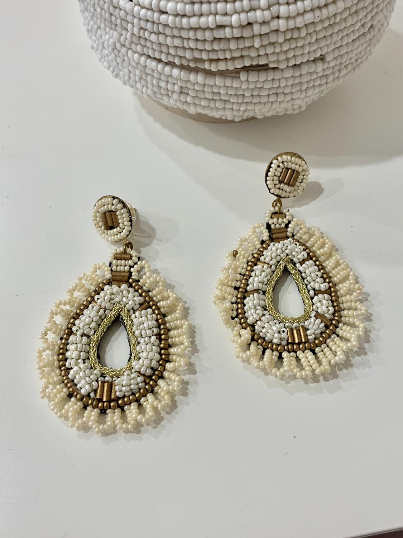 Saint Earrings