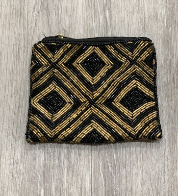 Coin Purse Beaded