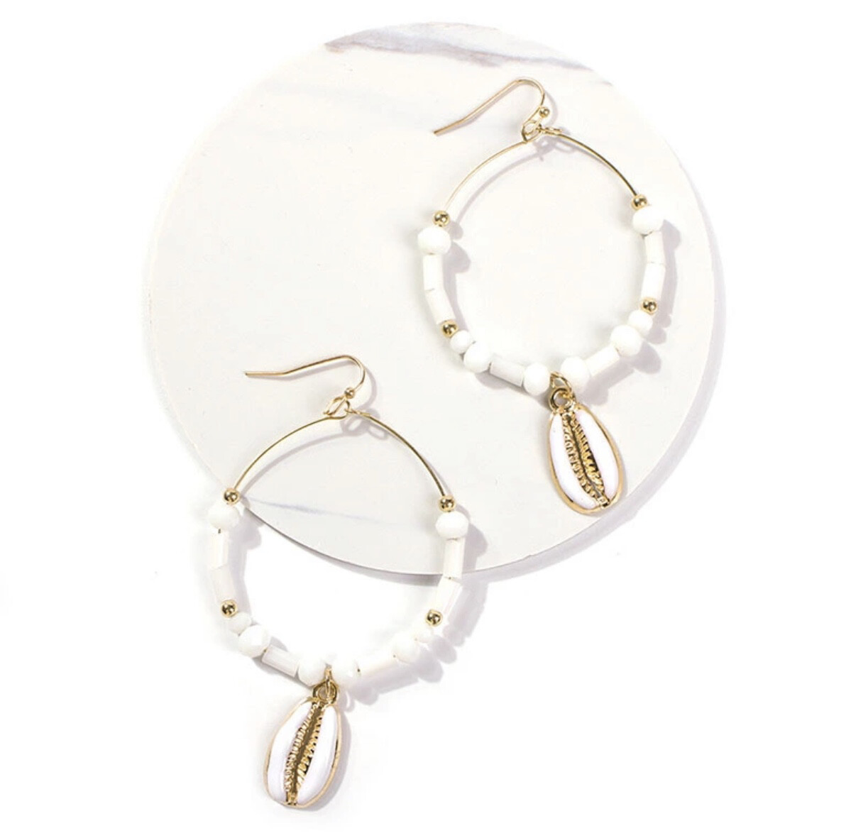 Mai shell Earrings