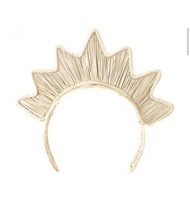 Natural Carnival Headpiece