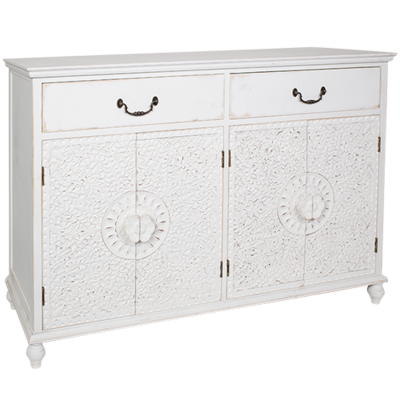 COMING SOON Carved Wood Sideboard/ Buffet