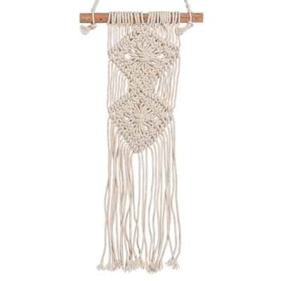Macramé Wall Hanging - Mini