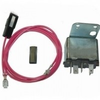 RELAY-TIMER-REAR WINDOW DEFROSTER-AND UPDATE KIT-79 (#E13982)