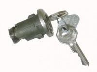 CYLINDER-TRUNK LOCK-KEYED-56-60 (#E7450)