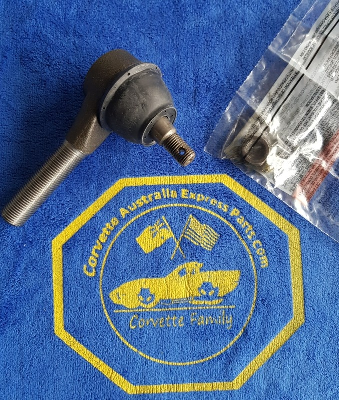 TIE ROD END-RIGHT HAND THREAD-INNER RH AND OUTER LH-EACH-63-82(#E11191) 2A4