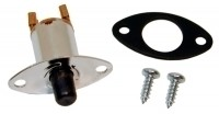 SWITCH-DOOR JAMB-COURTESY LAMP-WITH GASKET AND SCREWS-55-62 (#E5873) 5A2