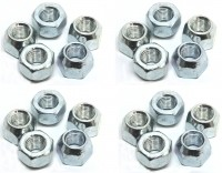 LUG NUT SET-EXCEPT KNOCK OFF WHEELS-20 PIECES-56-82 (#72013) 2C3