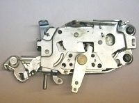 LATCH ASSEMBLY-DOOR-INTERIOR-LEFT-78-82 (#E12120)