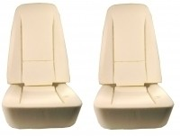 FOAM-SEAT-NOT FOR 78 PACE CAR-4 PIECES-76-78 (#E7051)