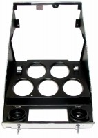 BEZEL-INSTRUMENT CLUSTER-WITHOUT OVERRIDE BUTTON-68 (#E2247)