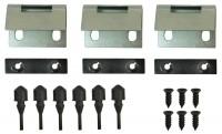 STRIKER KIT-3 DOOR REAR COMPARTMENT-USA-68-E79 (#EC295) 3D3