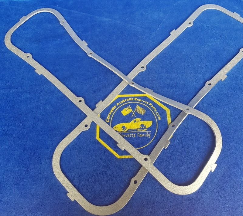 GASKET-VALVE COVER-ALL WITH BIG BLOCK-65-74 (#E18604)  7A