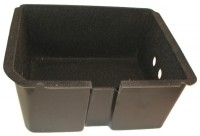 STORAGE COMPARTMENT-REAR-RIGHT SIDE-PLASTIC FLOCKED-68-E79 (#EC434) 1F4