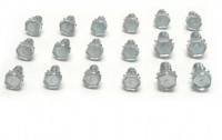 BOLT-OIL PAN-SMALL BLOCK-14 PIECES-56-82 (#E18030) 1D2
