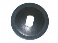 WASHER-DOOR GLASS ROLLER SLOTTED-68-82 (#E12483) EA   5A3