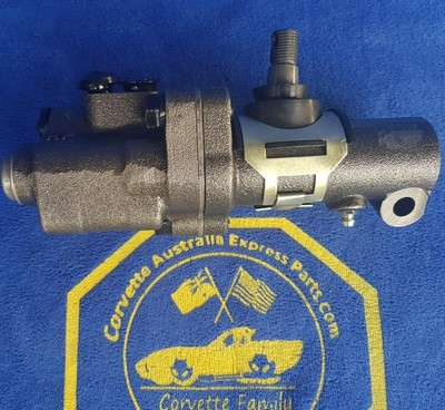 VALVE-POWER STEERING CONTROL-NEW-63-82 (#E21158) 2A2