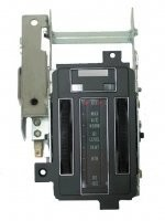 CONTROL ASSEMBLY-HEATER WITH AIR CONDITIONING-69-71 (#E10925)