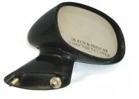 MIRROR-EXTERIOR REAR VIEW-MANUAL SPORT-RIGHT-USED-77-82 (#E12773)