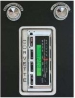 RADIO-AM-FM STEREO-MP3-IPOD-100 WATTS-63-67 (#E14687)