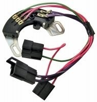 SWITCH-NEUTRAL SAFETY, BACK UP LAMP AND SEAT BELT WARNING BUZZER-AUTOMATIC-72-73 (#E10385)