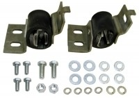 HANGER KIT-EXHAUST-REAR-WITH HARDWARE-68-72 (#E1691)