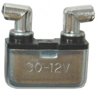 BREAKER-CIRCUIT-POWER WINDOW-30 AMP-75-77 (#E9981)  4D3