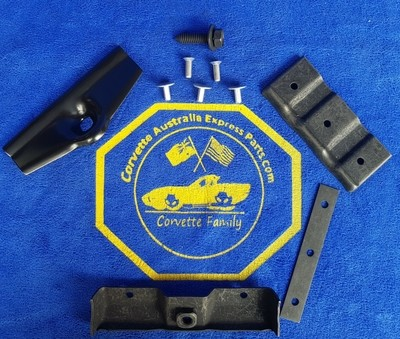 HOLD DOWN KIT-BATTERY-PLATES-BRACKETS-REINFORCEMENT-WITH HARDWARE-68-82(#E19140) 1D1