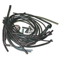 HOSE KIT-HEADLAMP AND WIPER DOOR VACUUM-69 (#E6080) 2AA2