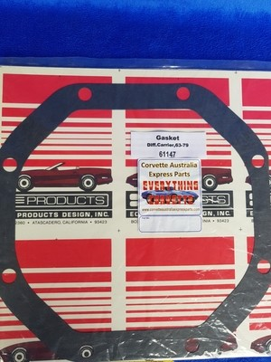 GASKET-DIFFERENTIAL CARRIER-63-79 (#61147)  1AA2