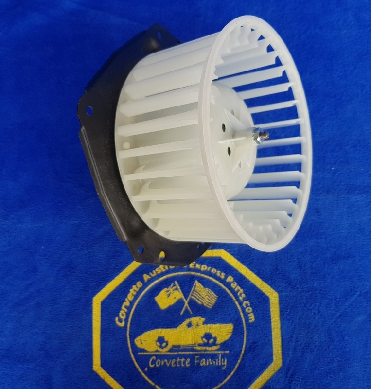 MOTOR-BLOWER-HEATER-AIR CONDITIONING-WITH FAN-77-82 (#E14996) 1C2