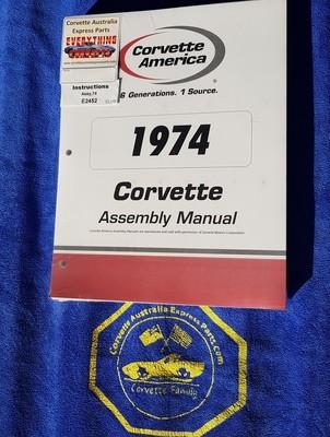 ASSEMBLY MANUAL-74 (#E2452) 1B3
