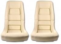 FOAM-SEAT-78 PACE CAR-79-82 ALL-4 INCH-4 PIECE SET (#E7057)