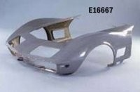 FRONT END ASSEMBLY-HAND LAYUP-70-72 (#E16667)