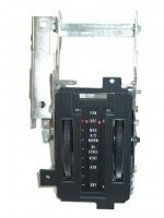 CONTROL ASSEMBLY-HEATER WITH AIR CONDITIONING-72-76 (#E10927)