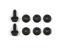 MOUNTING KIT-WINDSHIELD WIPER DOOR-8 PIECES-68-72 (#E19213) 2C51