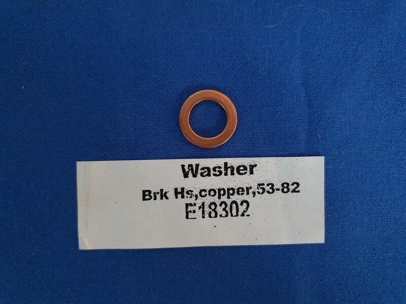 WASHER-BRAKE HOSE-COPPER-68-82 (E18302)  3B3