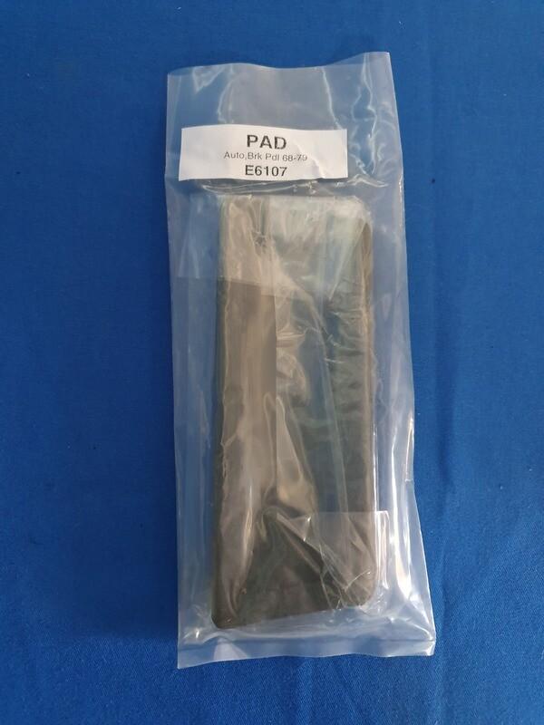 PAD-BRAKE PEDAL-AUTOMATIC-68-79 (#E6107) 3A4