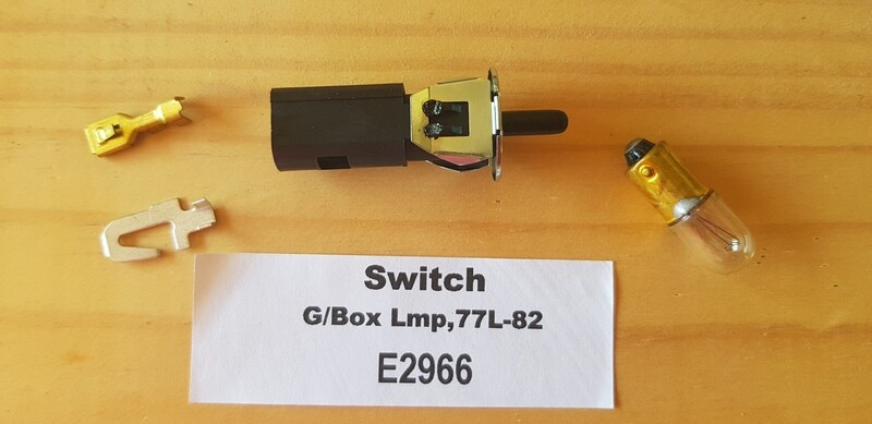 SWITCH-GLOVE BOX LAMP-77L-82 (#E2966)