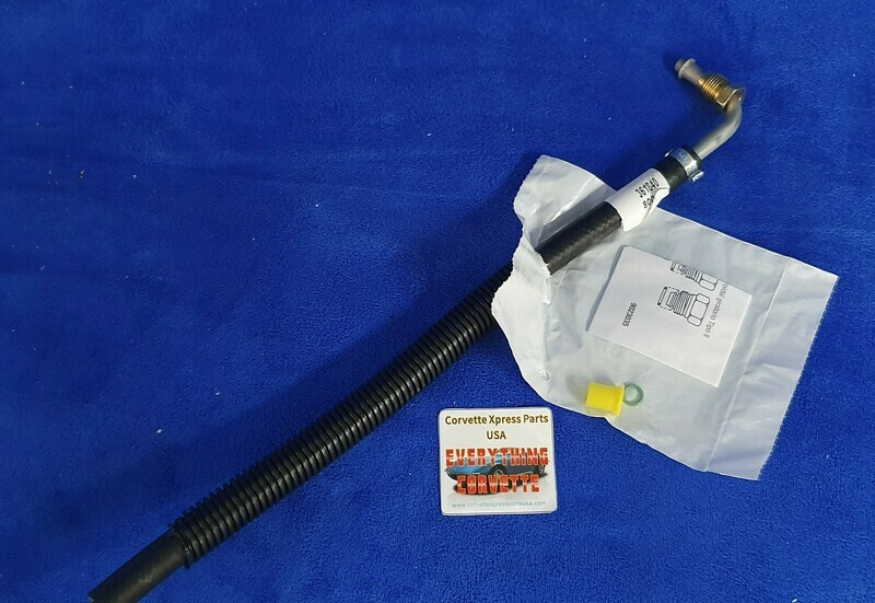 HOSE-POWER STEERING-RETURN LINE- 88-96 (#E22631)
