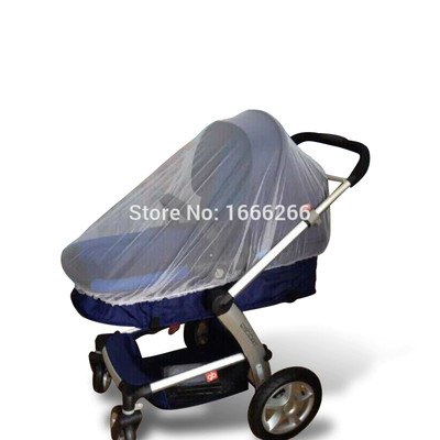 Baby carriage EMF Protection Mosquito net