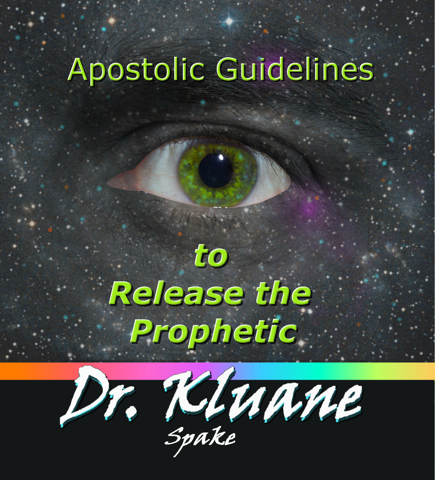 Apostolic Guidelines to Release the Prophetic - EBook 00012