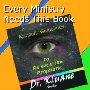 Apostolic Guidelines to Release the Prophetic - EBook