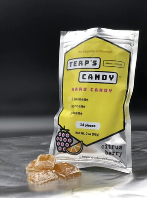 Terp's Candy - Citrus Berry