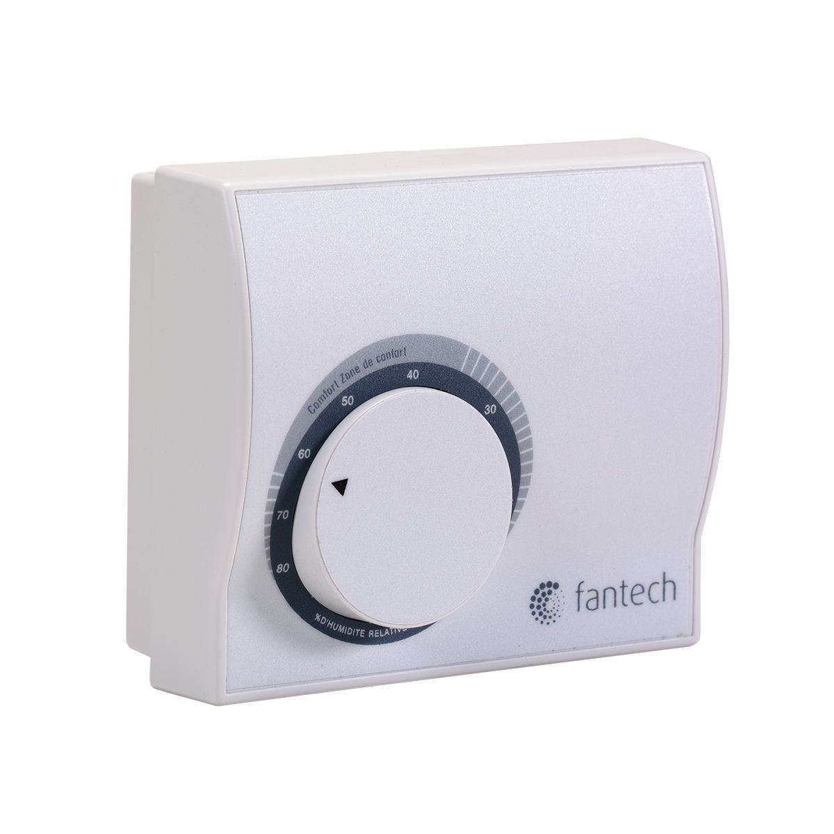 Fantech® 2-Wire Mechanical Low Voltage Dehumidistat