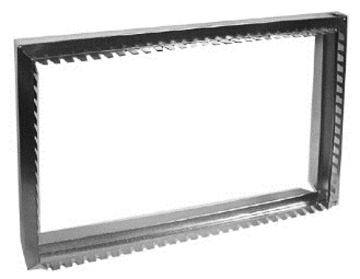 Filter Rack Package for Commercial Packaged Product