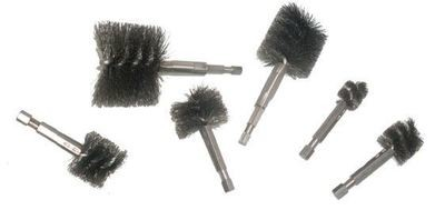 HEAVY DUTY FITTING BRUSH