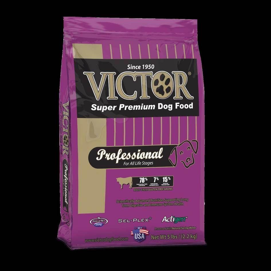 Victor Professional Formula Dry Dog Food 5lbs-40lbs 00000