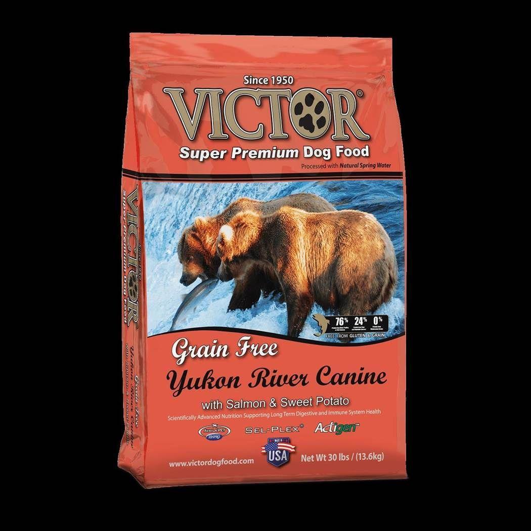 Victor Yukon River Canine Formula Dry Dog Food 5lbs-30lbs 00003