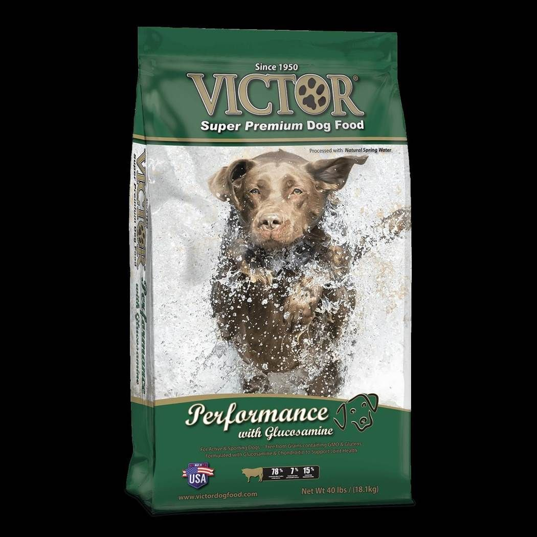 Victor Performance with Glucosamine Formula Dry Dog Food 5lbs 00004